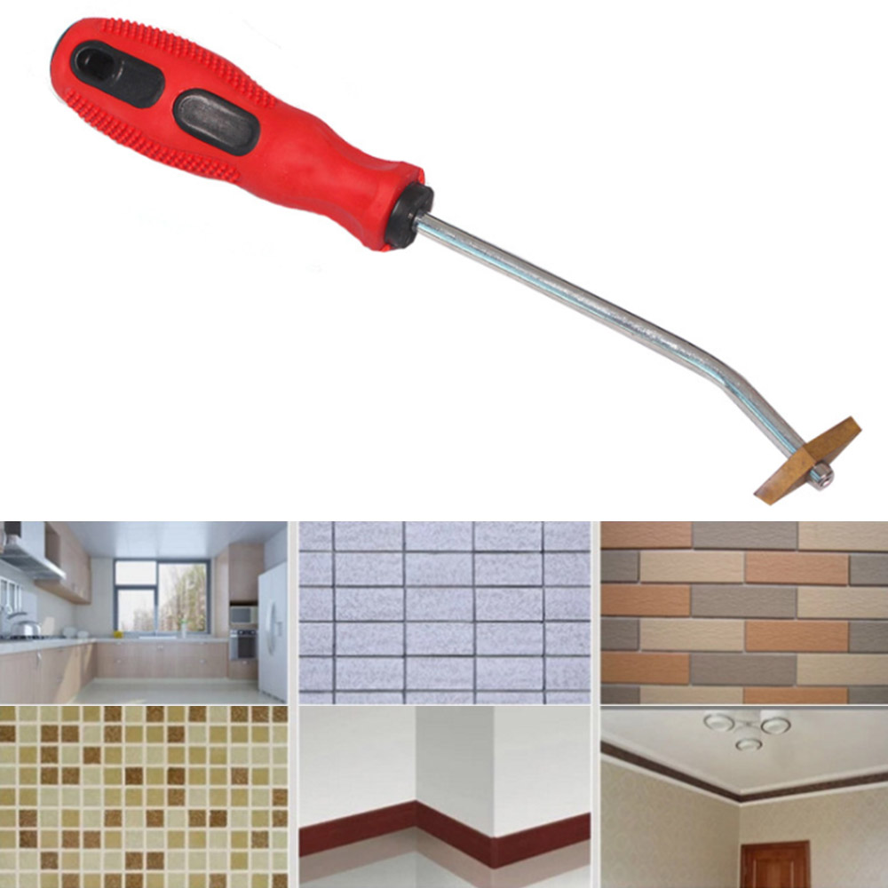 Tile Beauty Seam Jointing Knife Clearing Tool Sparse Knife Slotting Machine Beauty Grouting Construction Tool