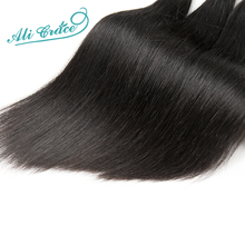 Hair Brazilian Straight Human Hair 1 Piece Hair Weave Bundles 10-28inch Natural Color Free Shipping Remy Hair