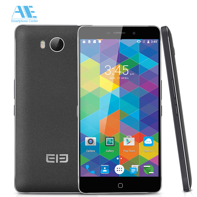 """Elephone P9000 Lite 4G RAM 32G ROM Cellphone Android 6.0 4G LTE Mobile Phone MTK6755 Octa Core 5.5"""" 1920x1080 FHD Smartphone"""