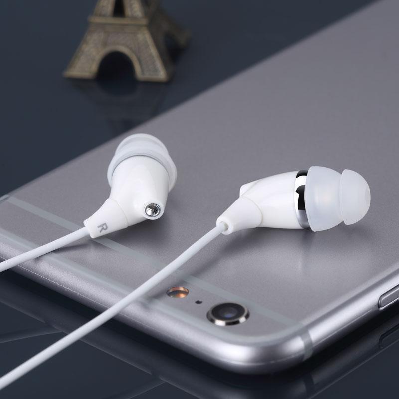 Ipsdi E09 uus tulekahju metalli kõrvaklapid kõrvaklappidega Mic - Kaasaskantav audio ja video - Foto 4