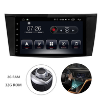 Android Car DVD Player for Benz E Class W211 Benz E Class Audio 20 CD for W211 Benz CLS W219 GPS Navigation System with Carplay