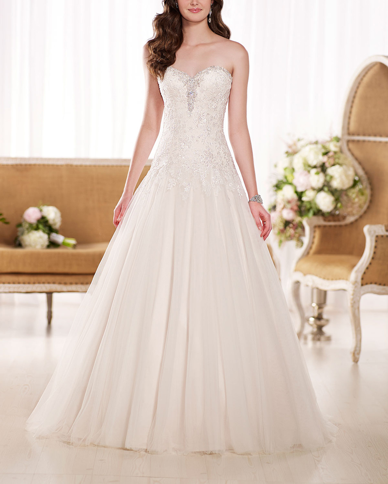 Online get cheap european wedding gowns for Wedding dresses in europe