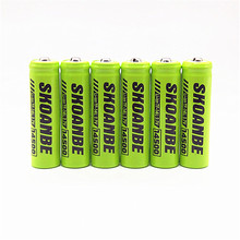 14500 800mAh 3.7V Li-ion Rechargeable Batteries AA Battery Lithium Cell for Led Flashlight Headlamps Torch Mouse цена