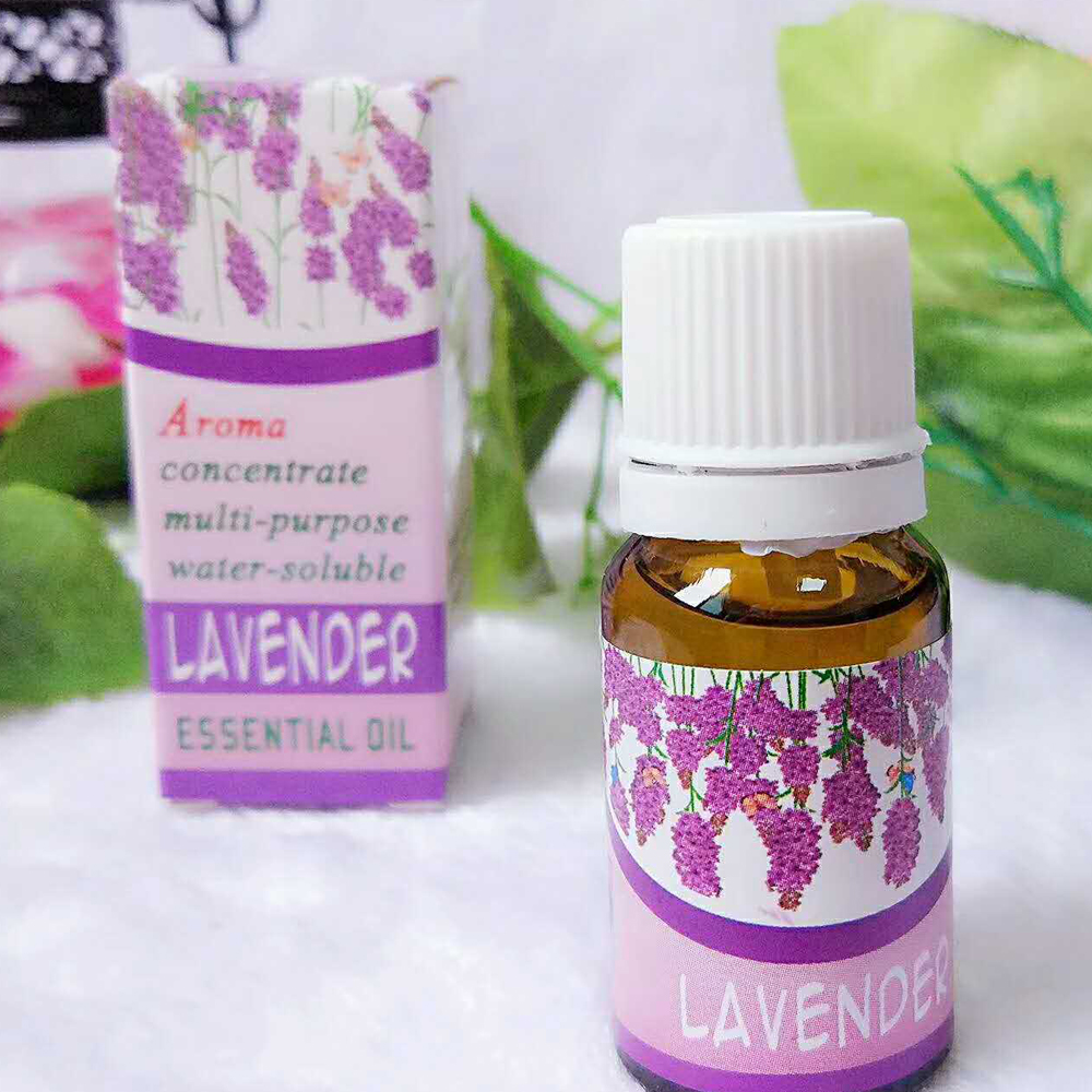 12 kinds of plant flower essential oils flavor aromatherapy oil water-soluber essential oils flavor for Aroma air diffusers
