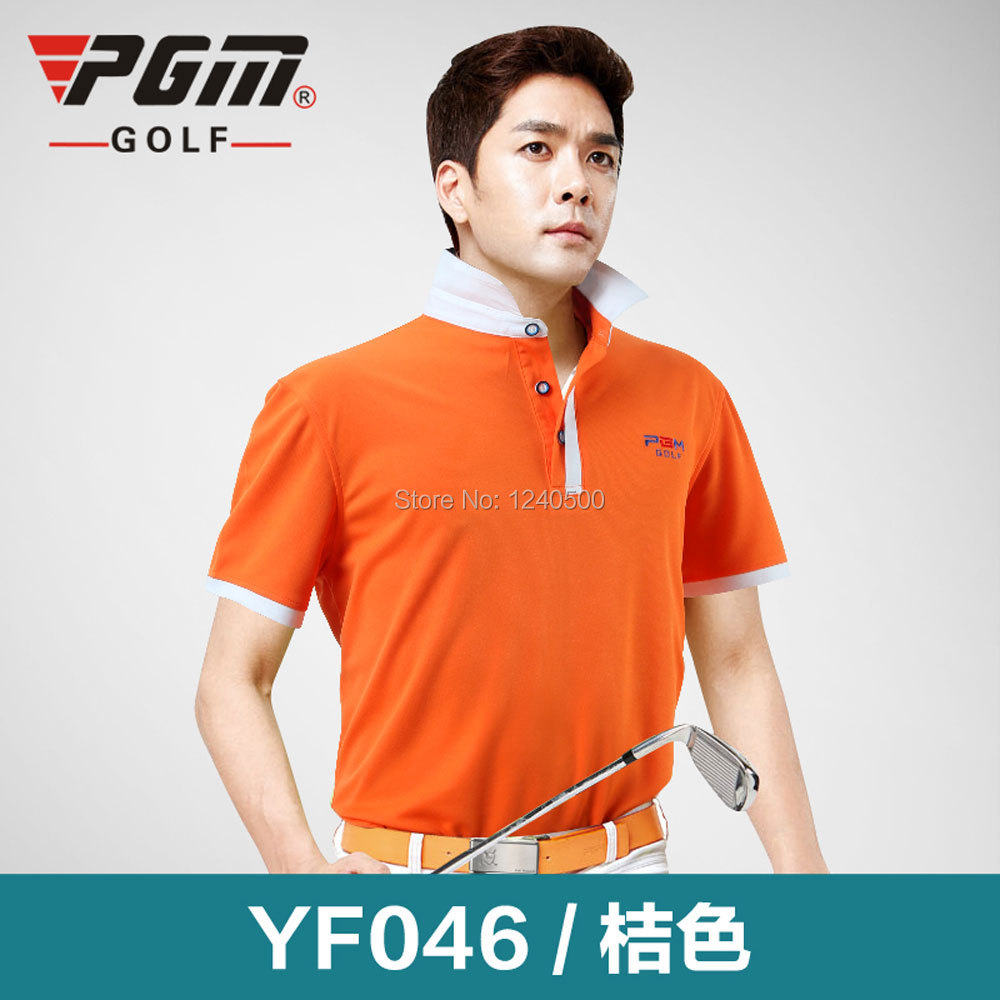 2017 New Free Shipping Professional Golf Polo Shirt