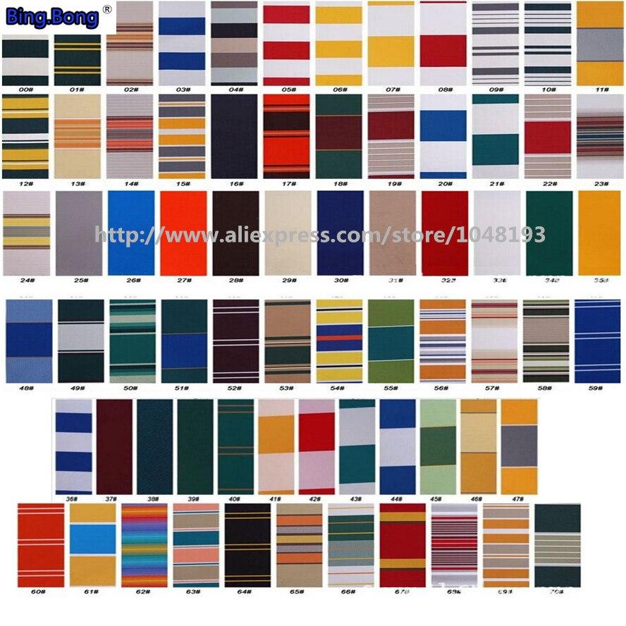 Custom Any Size Sun Shade Sail Curtain Oxford Cloth 280g UV Waterproof 100% Outdoor Sun Shading 95% Awning Courtyard Pool Gazebo