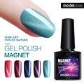 Fashion 1Pcs 10ml Gel Polish Cat Eyes Nail Gel Soak Off UV Nail Gel Polish With Magnetic Beauty 24 Hot Colors