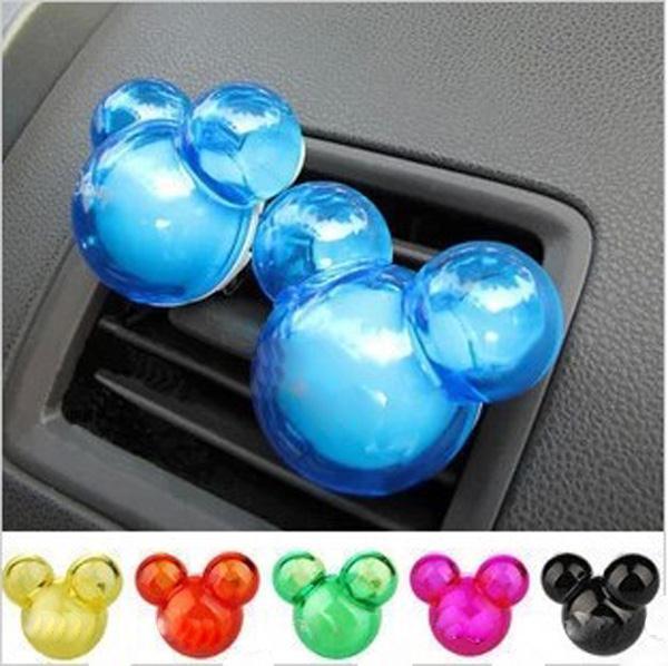 Vehemo 2 шт. Пластик автомобиля Освежители воздуха аромат fragrence запах духов диффузор для автомобиля устойчивое flaver новый стиль