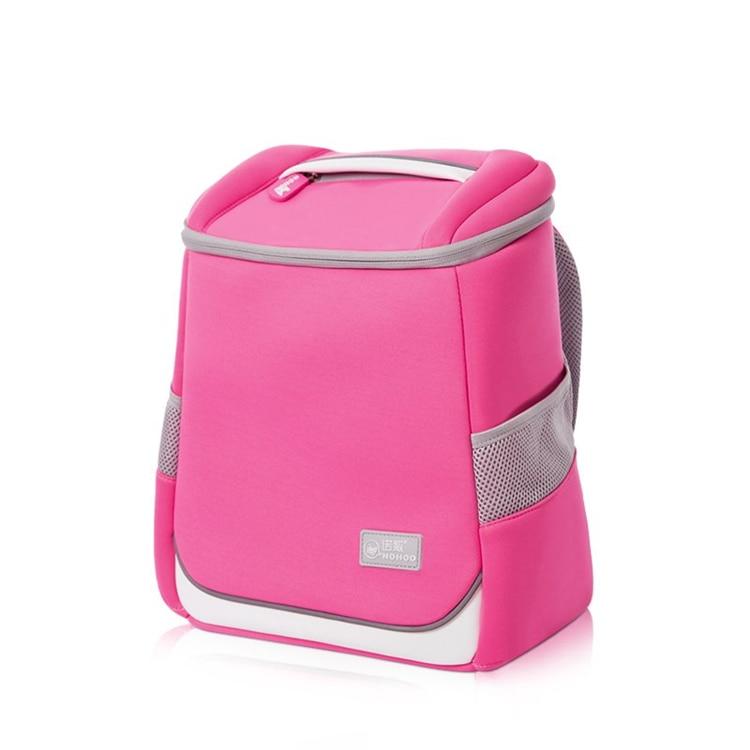 NOHOO école sacs protéger la colonne vertébrale Satchel École grande capacité étudiant école sac à dos avec réflecteur roblox sacs sac d'école
