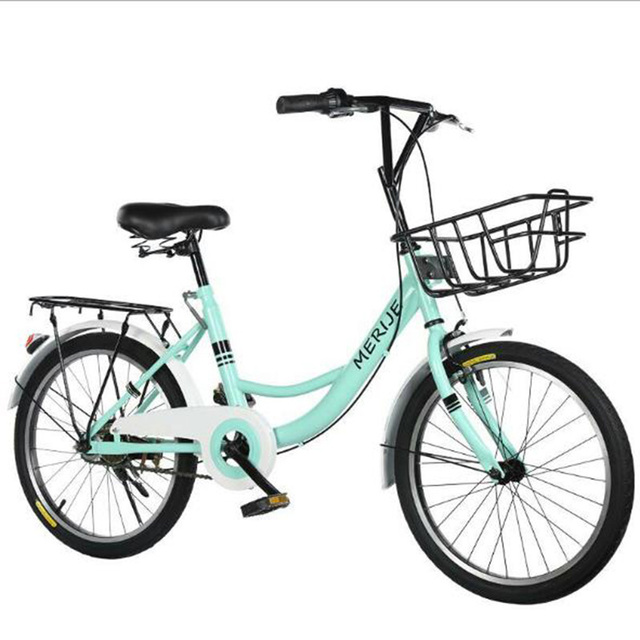 Ladies Manned Bicycle with Seat