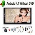 Универсальный 2 Din Android Сенсорный Пк Автомобиля Tablet Двойной Аудио 7 Gps Navi Стерео Радио Нет Dvd Mp3-плеер Bt Стерео 4