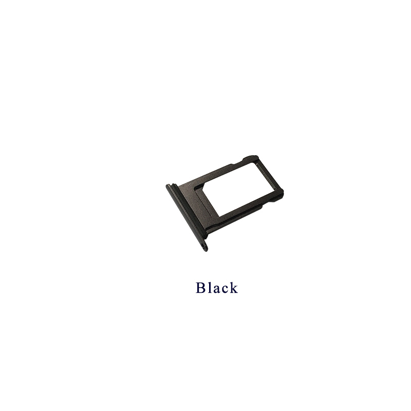 Mobymax 1Pcs Micro SIM Card Tray Holder Slot Replacement for Apple for iphone 8/8p
