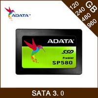 ADATA Premier Sata3 SSD 120GB 240GB 480GB 960G Solid State Drive Hard Disk SP580 2.5 6Gb/s TLC Laptop Internal HDD Dropshipping