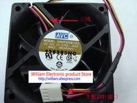 الأصلي avc da07020b12u 12 فولت 0.7a 70*70*20 ملليمتر مزدوج الكرة عالية السرعة مروحة التبريد