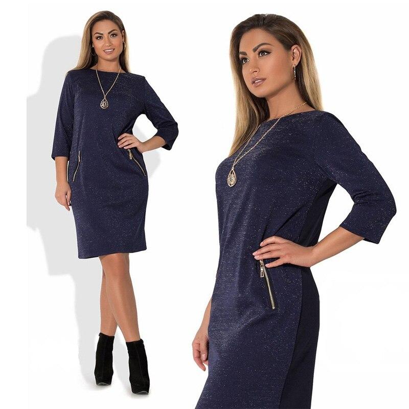 dc4ac569d23 fashion plus size winter dress sparkly christmas party dress big size  bandage dress women clothing ladies