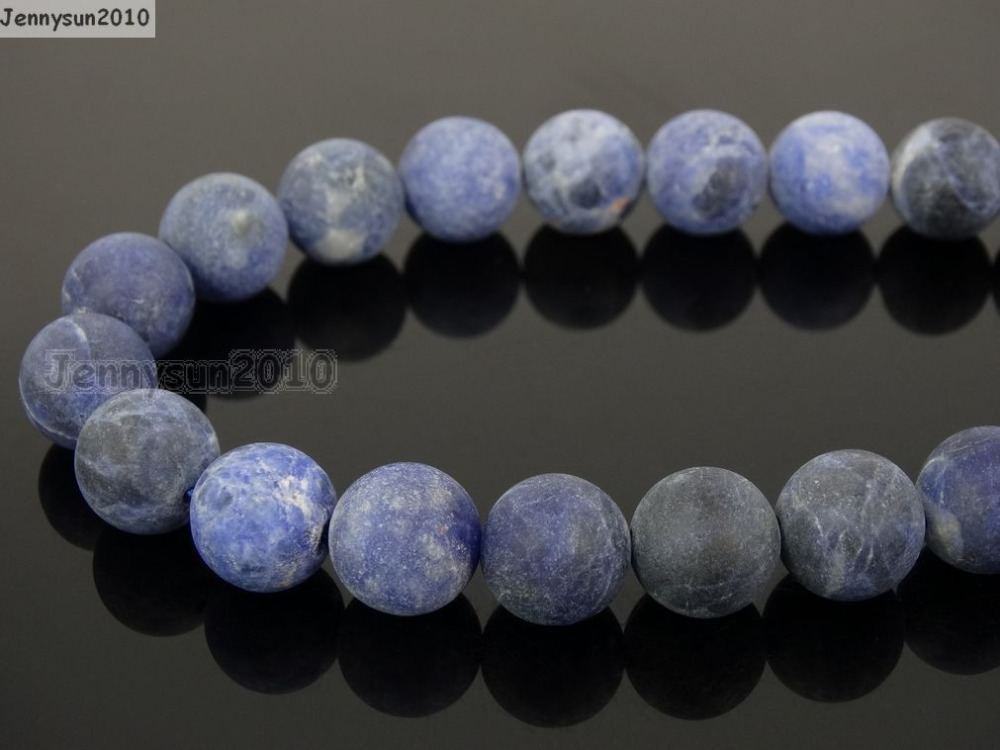 Beads Natural Matte Multi-colored Hematite 6mm Frosted Gems Stones Round Ball Loose Spacer Beads 15 5 Strands/ Pack
