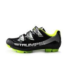 TIEBAO профессиональные MTB велосипедные туфли обувь для горного велосипеда SPD Cleat обувь для горного велоспорта S1688