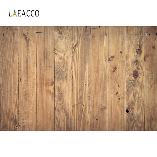 Laeacco Hardwood Planks Texture Portrait Birthday Cake Food Baby Photo Backgrounds Photography Backdrops For Photo Studio