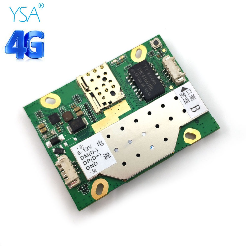 Module 3G 4G pour caméra IP sans fil 3G 4G caméra cctv Wifi débloqué ZTE AF760 3G 4G Module de surveillance groupe pour caméra extérieure