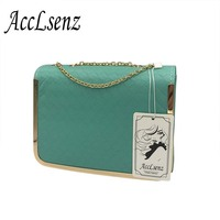 HOT 2014 Women S Candy Color Handbag Vintage Fashion One Shoulder Small Bag PU Leather Bags