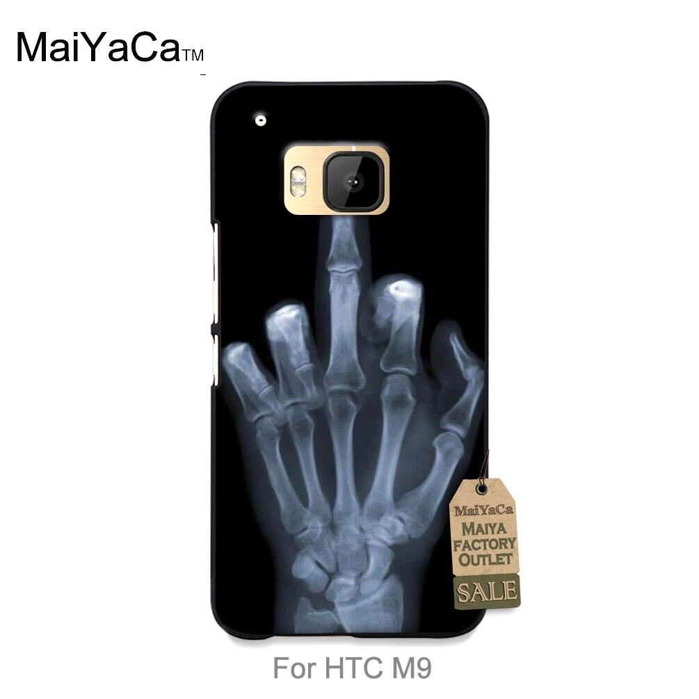 Nueva personalizada impresión clásica accesorios del teléfono para htc one m9 ca
