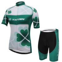 XINTOWN Women Cycling Jerseys Pro Team Cycling Clothing Bib Shorts Breathable Quick Dry Bicycle Wear Maillot Ciclismo Bike Cloth