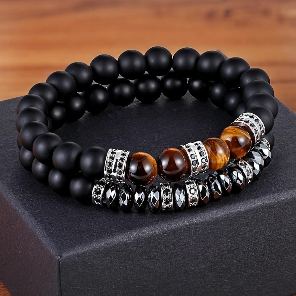 XQNI Neue Klassische Set Für Armbänder 12 Arten Entscheidungen Kombination Verstellbaren Ständer Perlen Armband Hand Schmuck Für Geburtstag Geschenk