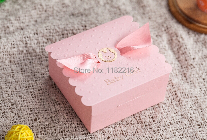 Aliexpress Buy 20 Pcs New Creative Baby Boy Baby Girl First – Baby Announcement Boxes