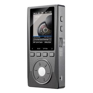 NEW XDUOO X10 Portable High Resolution Lossless DSD Music Player DAP Support Optical Output 24Bit / 192KHz PCM