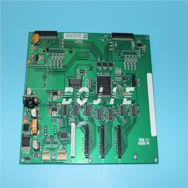 Niprint DX5 printer carriage board for Niprint printer with DX5 head board