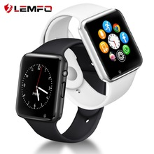 LEMFO Bluetooth Smartwatch The Waterproof Sport Pedometer With SIM Camera Smart Watch Men 2018 Wristwatches Russia T15 PK DZ09