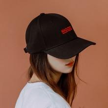 Autumn Baseball Cap Women Embroidery letters Hip Hop Cap Hat Female Sun Hats Casual Adjustable casquette Men hats Hot Sales цена