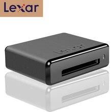 100% מקורי Lexar USB כונן חכם CF כרטיס קורא CR1 CFast 2.0 USB 3.0 קורא מקצועי זרימת עבודה cardreader משלוח חינם