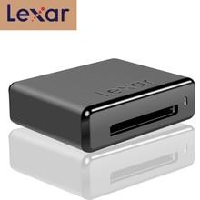 100% Original Lexar USB สมาร์ท CF Card Reader CR1 CFast 2.0 USB 3.0 Reader Professional Workflow cardreader ฟรีจัดส่ง