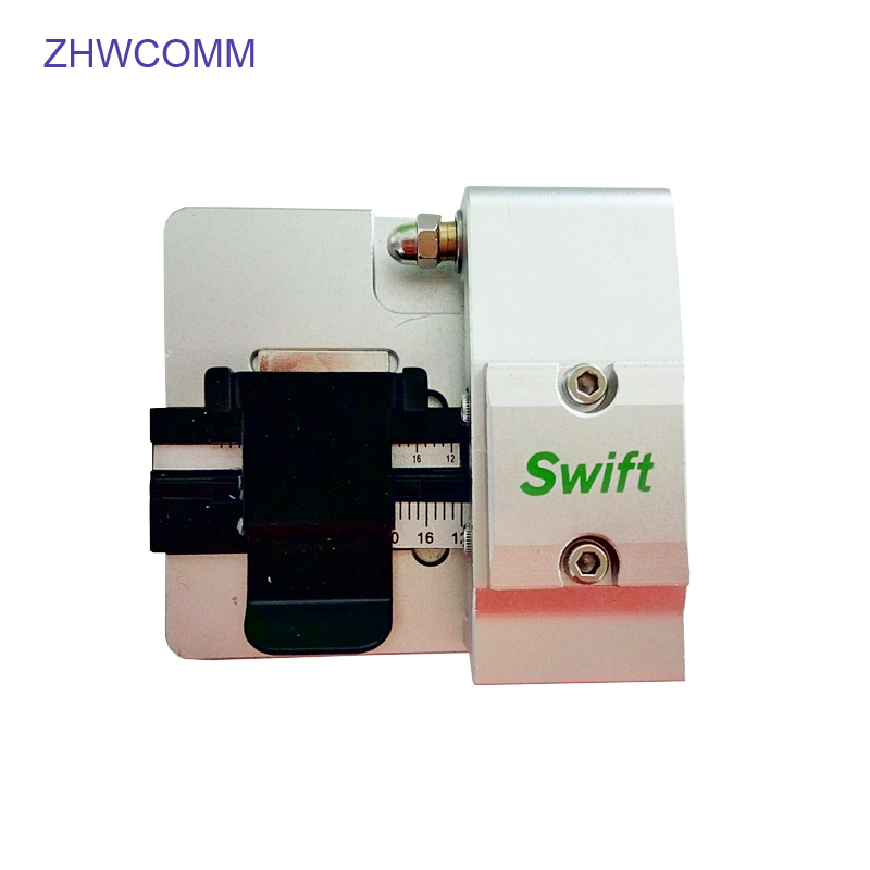 ZHWCOMM Swift CI 01 Multi Action Fiber optical Cleaver FTTH Cutting Tools 125um High Precision Cleaver