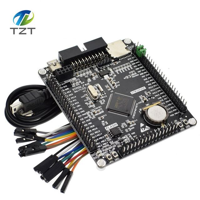 1 stücke STM32F407VET6 entwicklung bord Cortex-M4 STM32 mindest system lernen board ARM core board STM modul