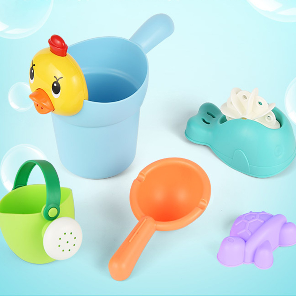 Cute Baby Bath Toys for Children Float Bathing Toy Mini ...
