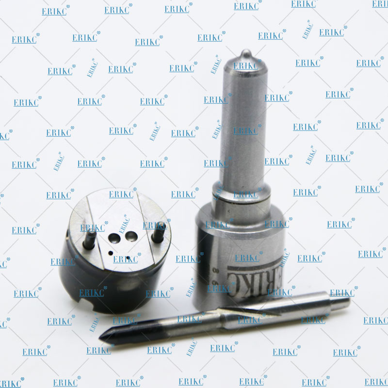 ERIKC Control Valve 9308-625C Nozzle G379 Diesel Fuel Injector H379 Repair Kits CR Inyector 28231014 EMBR00101D 1100100-ED01 цена 2017