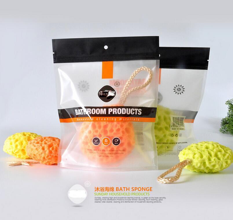 Colorful wholesale baby bath sponge eco friendly baby bath brushes ...