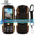 Original DTNO.I A9 Russian keyboard IP67 Waterproof shockproof phone Dual SIM Card mobile cell phones 4800mAh battery FM