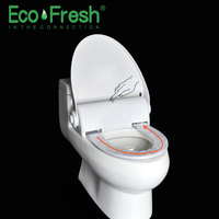 Electric Intelligent Sanitary Disposable Toilet Paper Covers | Smart One Time Slow Soft Close Toilet Seats NS200B