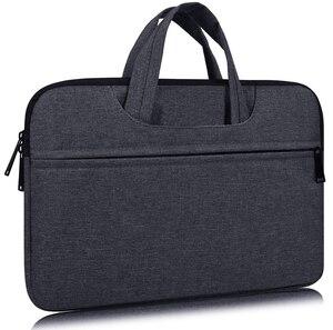 Image 3 - حقيبة لابتوب كم 13 13.3 14 14.1 15 15.4 15.6 بوصة دفتر شنطة لحمل macbook الهواء برو 13 15 Dell Asus HP أيسر حقيبة يد