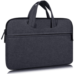 Image 3 - Laptop Bag Sleeve 13 13.3 14 14.1 15 15.4 15.6 Inch Notebook Tas Voor Macbook Air Pro 13 15 Dell asus Hp Acer Aktetas Handtas