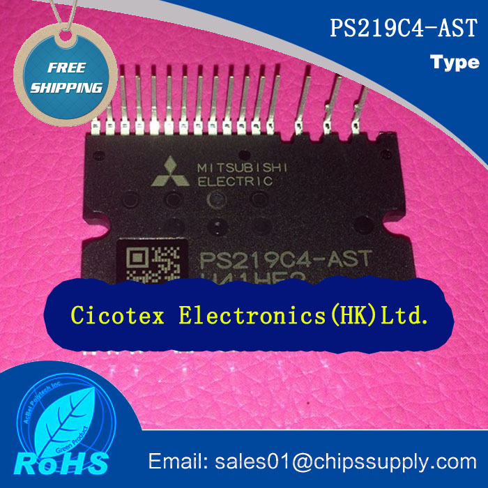 PS219C4-AST DUAL-IN-LINE PACKAGE INTELLIGENT POWER MODULE PS21904-ASTPS219C4-AST DUAL-IN-LINE PACKAGE INTELLIGENT POWER MODULE PS21904-AST