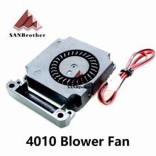 3D аксессуары для принтера Matalchok 12 В 24 в 40*10 мм 4010 40 мм DC турбо подшипник вентилятора воздуходувка Радиальные Вентиляторы Охлаждения Creality CR-10 комплект