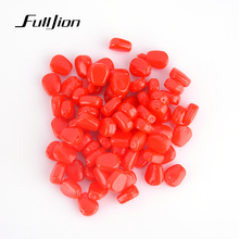 20pcs/lot Fishing Lures Soft Baits Corn Carp With The Smell Of Artificial Bait Corn Grain  Lifelike Fishy Smell Plastic lures