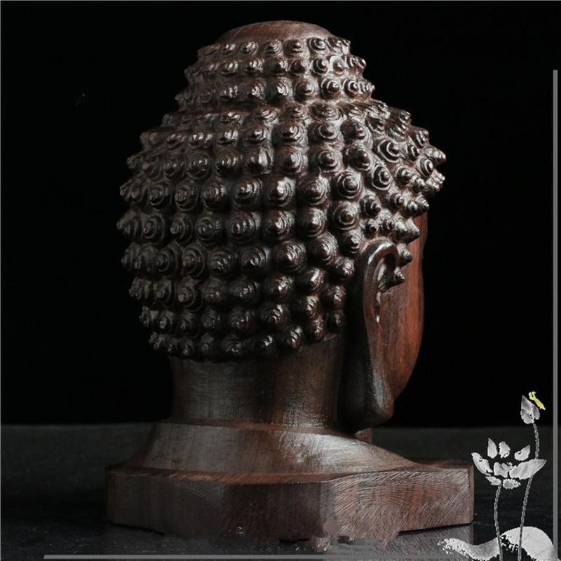 6 cm Wooden Buddha 2
