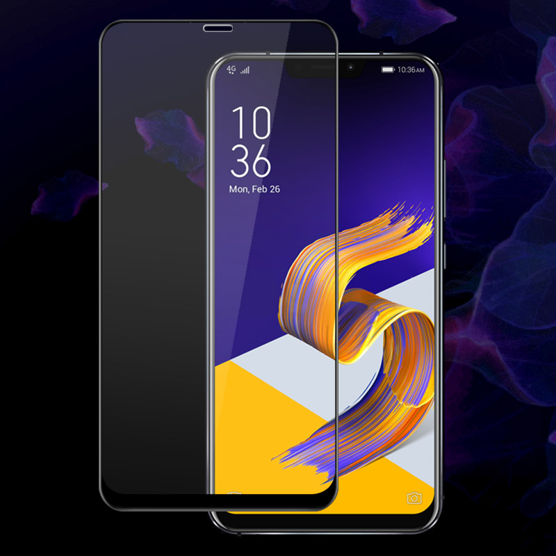 Imak For Asus ZenFone 5z ZS620KL/Zenfone 5 ZE620KL Full Screen Coverage Tempered Glass Screen Protector Protective Film