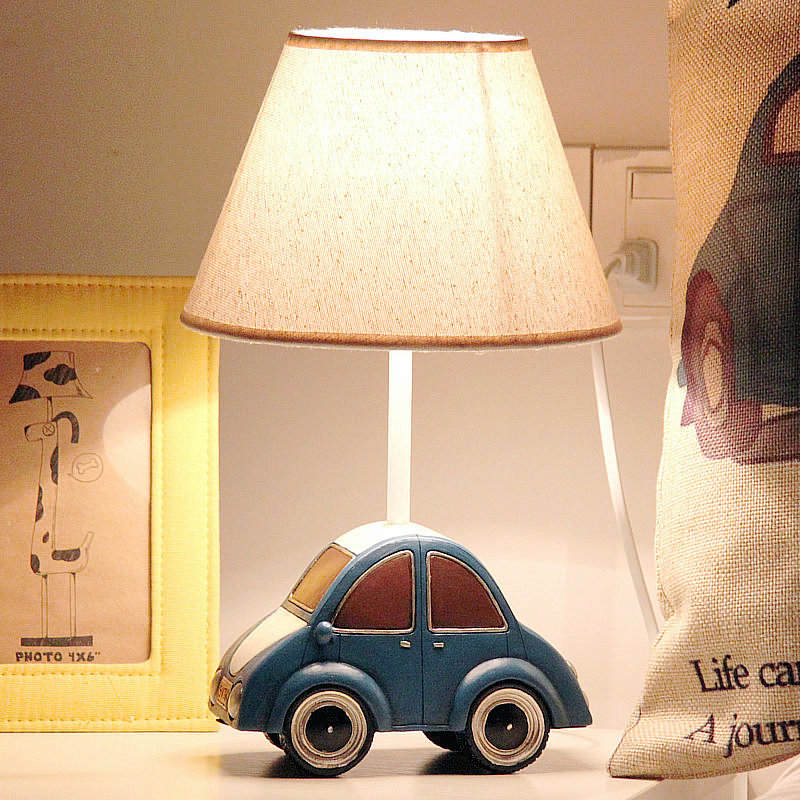Car Dimmable Led Children S Room Table Lamp Bedroom Bedside Lamp Creative Warm And Lovely Eye Care Boy Gift Lights N1478 Led Table Lamps Aliexpress