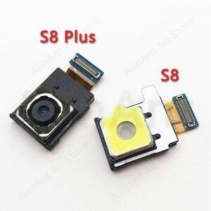Image 2 - لسامسونج غالاكسي S8 S9 زائد G960F G965F G950f G955f الأصلي الرئيسية الخلفية كاميرا عودة فليكس كابل الهاتف إصلاح أجزاء